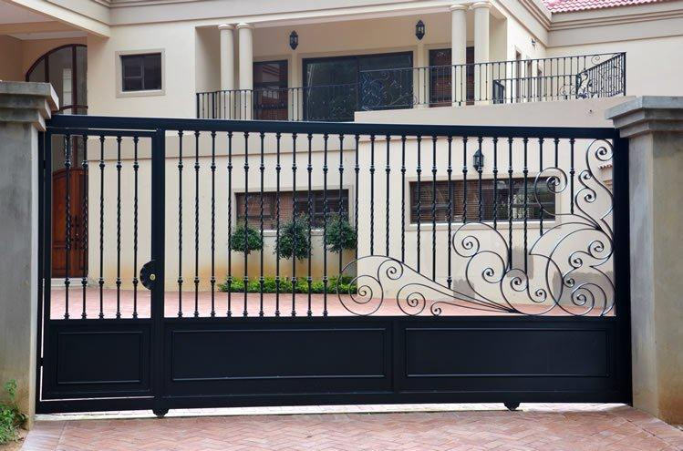 Gate Amp Steel Works Ar Master In Security